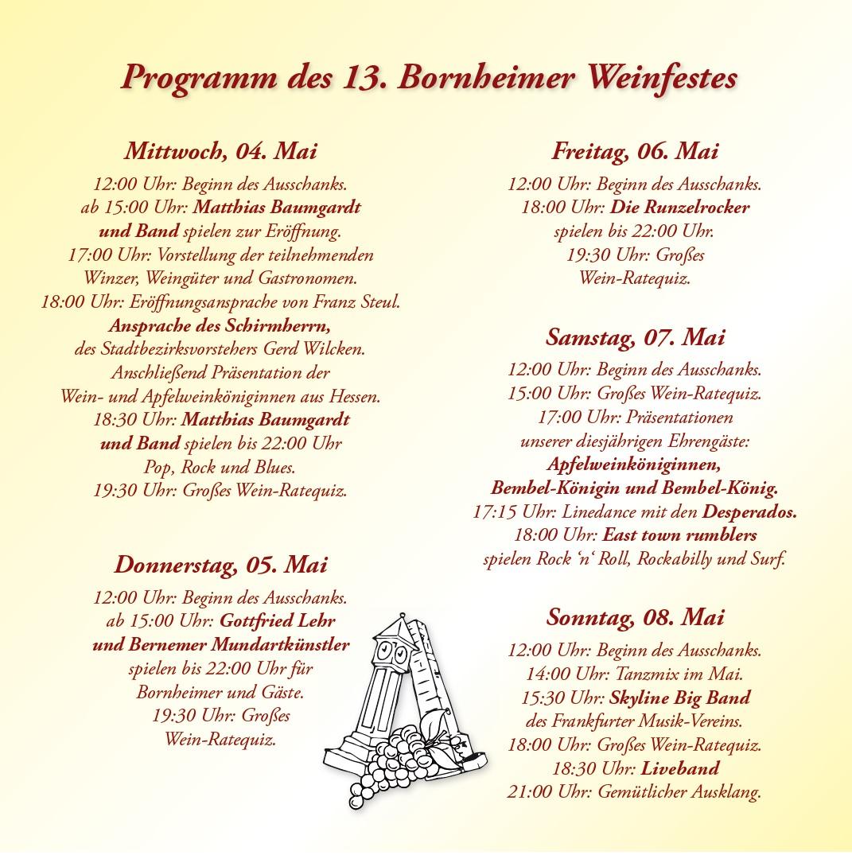13. Bornheimer Weinfest_Flyer_innen